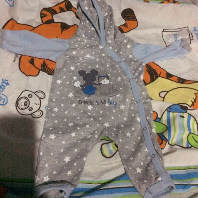 Preloved For Baby Boys 6-9 Months