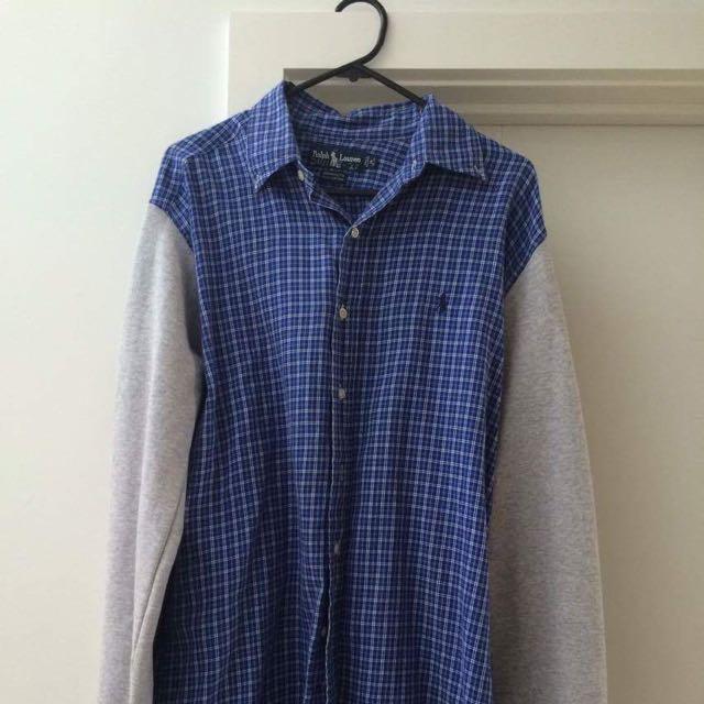 Ralph Lauren Men's Custom Dress Shirt