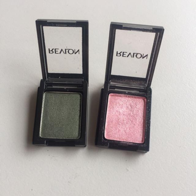 Revlon single Eyeshadow (price each)