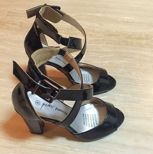 Size 6 Black High Heels