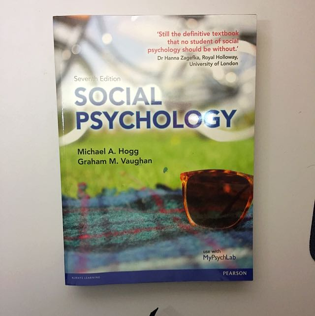 Social psychology seventh edition hogg vaughan books photo photo fandeluxe Gallery