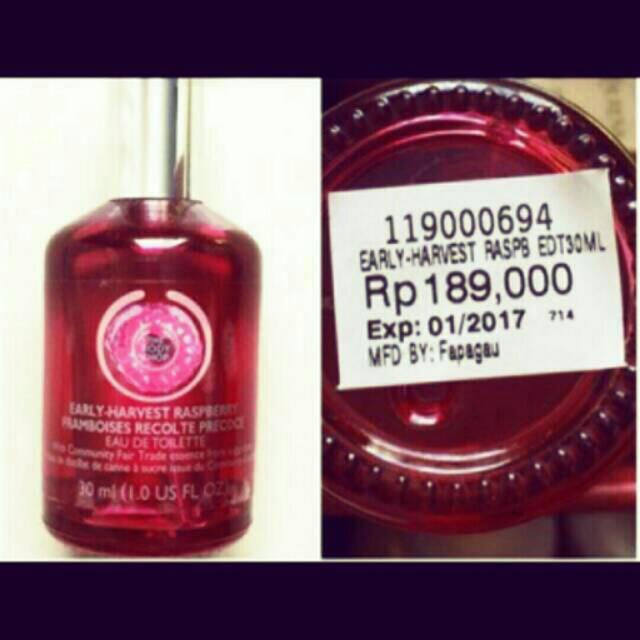 The Body Shop Edt 30ml @ 90k