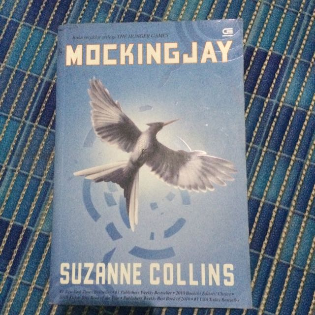 The Hunger Games - Mockingjay Novel (Bahasa)
