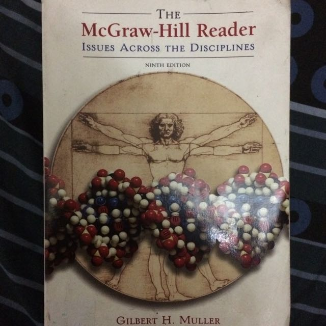The McGraw Hill Reader ; Issues Across Disciplined