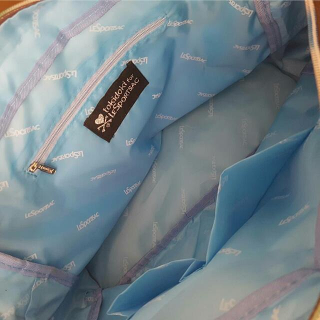 Tokidoki × Le Sport Sac Bag