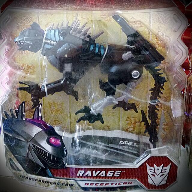 Transformers rotf ravage
