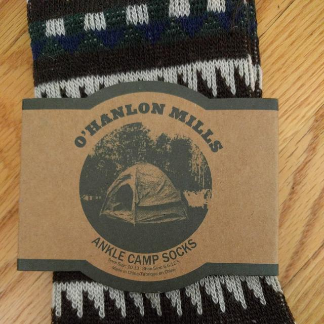 Urban outfitters camp Socks