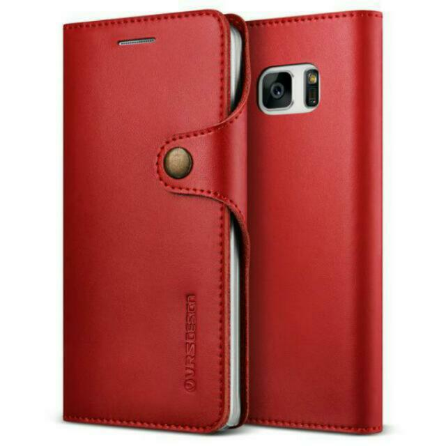 Free Verus Vrs Native Diary Handphone Case Casing Samsung Note 7