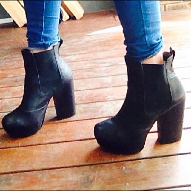 Windsor Smith Platform Boots