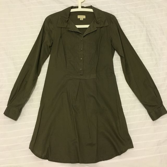 Witchery Shirt Dress