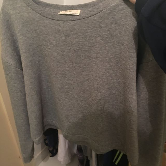 Zara Cropper Jumper