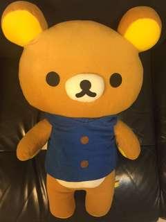 鬆弛熊全新正版日本公仔