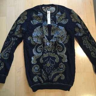 Roberto Cavalli sweater!