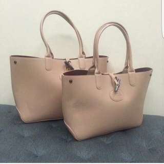 Reversible Longchamp Bags