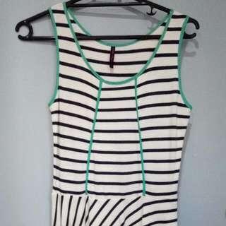 REPRICED Bayo Stripes Sleeveless Dress