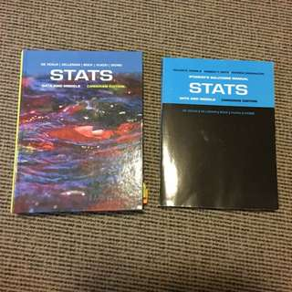 Stats Data And Models + Student's Solution Manual