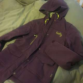 """Firefly"" fall/winter Jacket - Size medium. I wear mostly small and it fits nice."