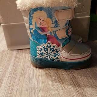 Disney's Frozen Winter Boots