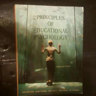 Principles Of Educational Psychology Canadian Edition