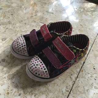 Skecher's Shoes For Toddler Girls