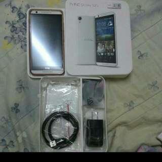 HTC Desire 820u 白橘(二手,已過保)