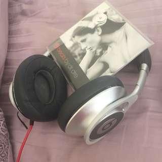 Beats Executive Wired Headphones