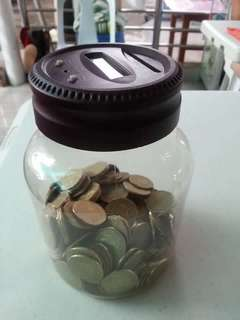 LOWEST PRICE IN THE MARKET! Digital Coin Jar