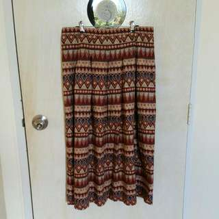 🌅 Desert Night Maxi Skirt 🌅