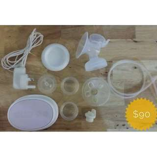 (Price reduced) Philips Avent Comfort Single Electric Breast Pump