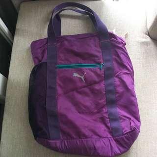 Puma Nylon Shoulder Bag