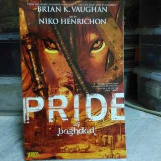 Vertigo Comics Pride Of Baghdad