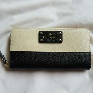 Kate Spade Neda Berkeley Lane Wallet BNWT