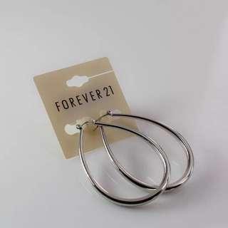 【現貨】歐美簡約設計水滴型耳環