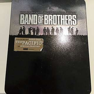 [On Hold] Band Of Brothers - 6 Disc DVD Set