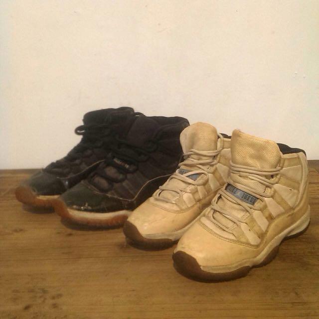 11代Jordan老鞋