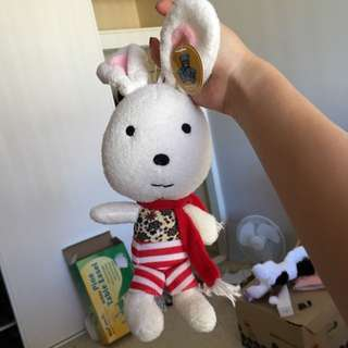 Rabbit Plushie