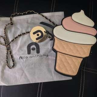 Nila Anthony Ice Cream Sling Bag