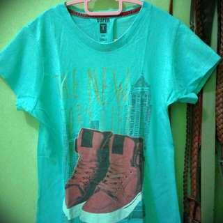 Super T Blue Shirt