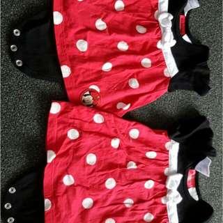 Twin Girl Minnie Dresses