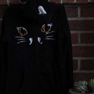 Black Cat Onsie // Size Small