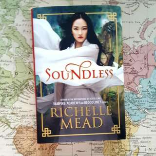 Soundless (Hardcover) By Richelle Mead