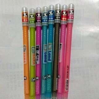 8枝一組香味筆