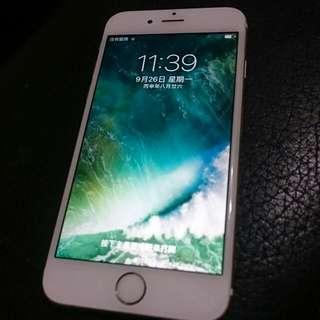 (保留中) iphone6 64G 金