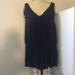 Victoria's Secret Jumpsuit (beachwear) Black