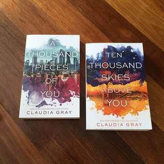 Claudia gray YA