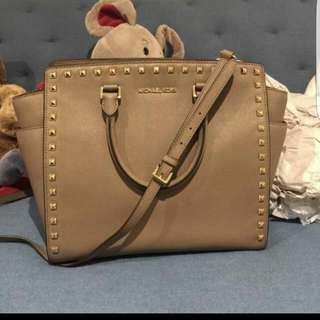 Michael Kors Studded Large Bag