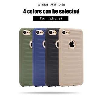 🚚 iPhone7 / 7plus 手機殼 矽膠軟殼 蘋果iPhone7防彈衣 防摔全包覆保護套