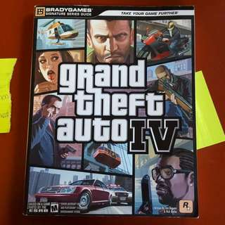 Grand theft auto 4 stragety guide