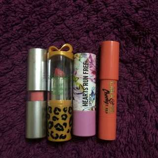 Multiple Lip/ Cheek Products