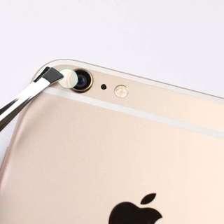 iPhone6s鏡頭保護膜6plus後攝像頭保護圈膜蘋果鏡頭鋼化玻璃膜5.5